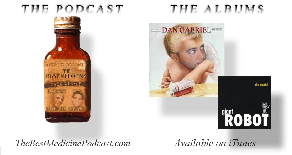 Dan Gabriel's Albums on iTunes