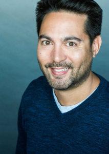 Dan Gabriel Comedian Headshot 2019
